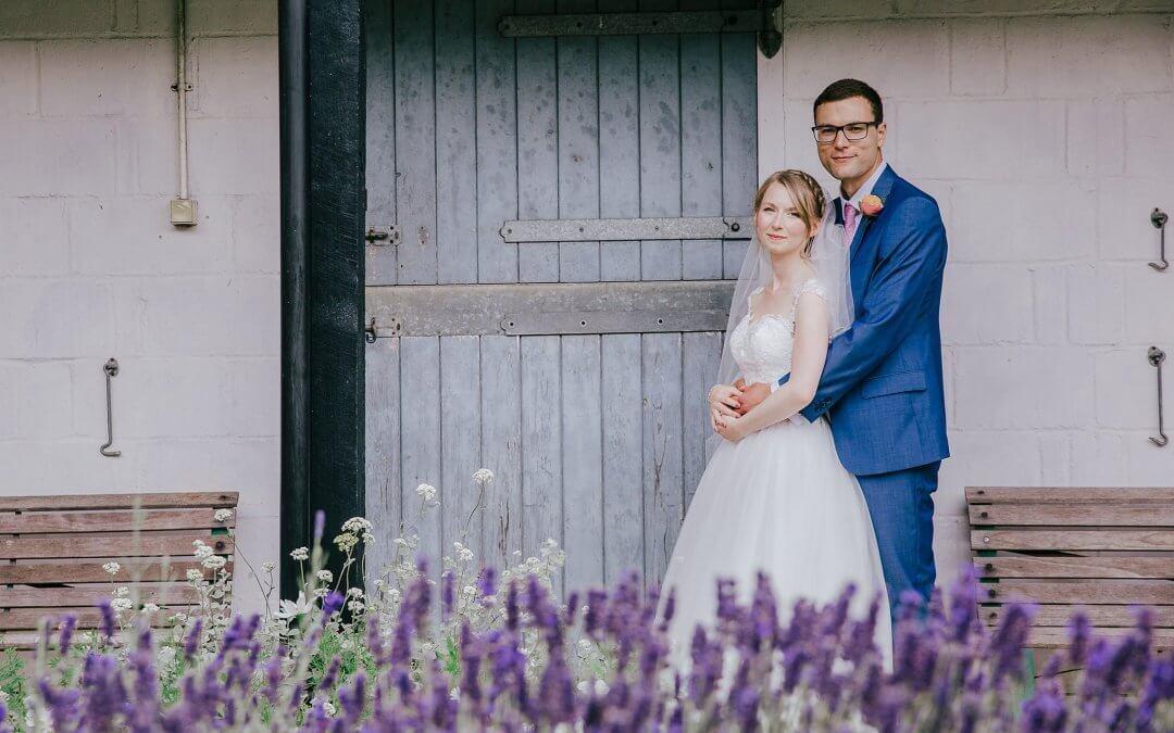 Granary Estates Newmarket | Sam & George Wedding Highlights