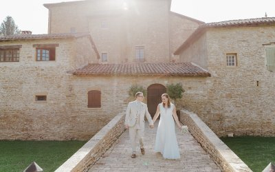 French Chateau Wedding | Katrina & Darren