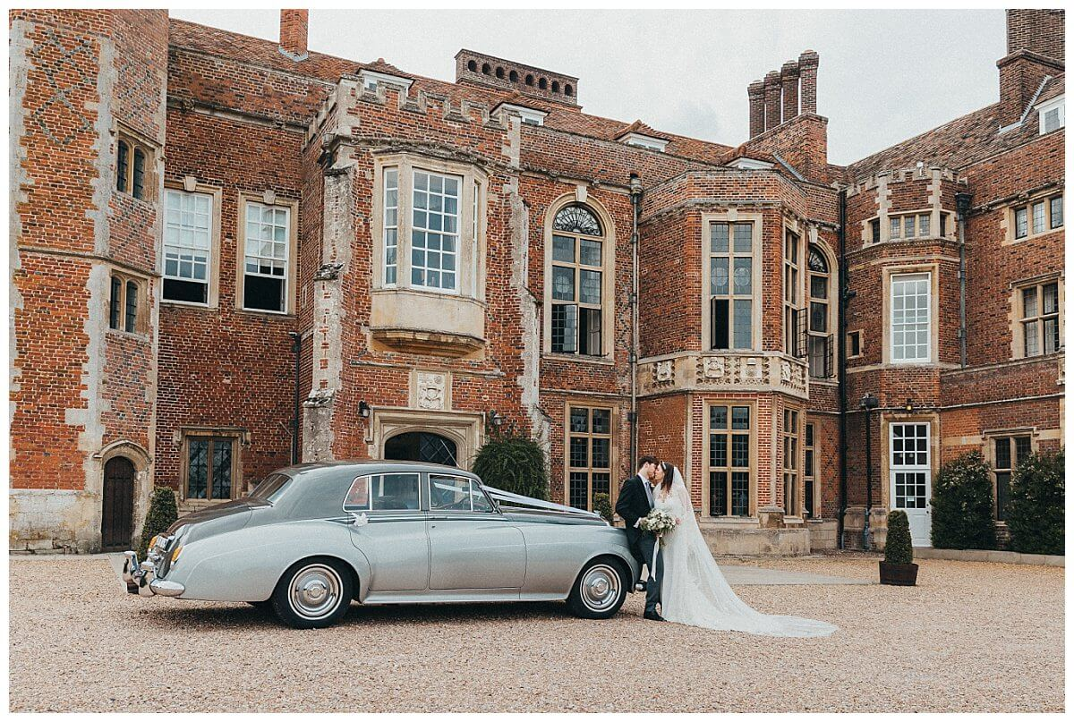 Wedding at Madingley Hall Cambridge