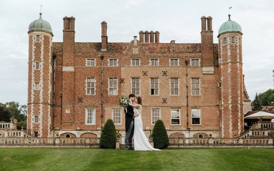 Madingley Hall Wedding | Lucy & Jamie