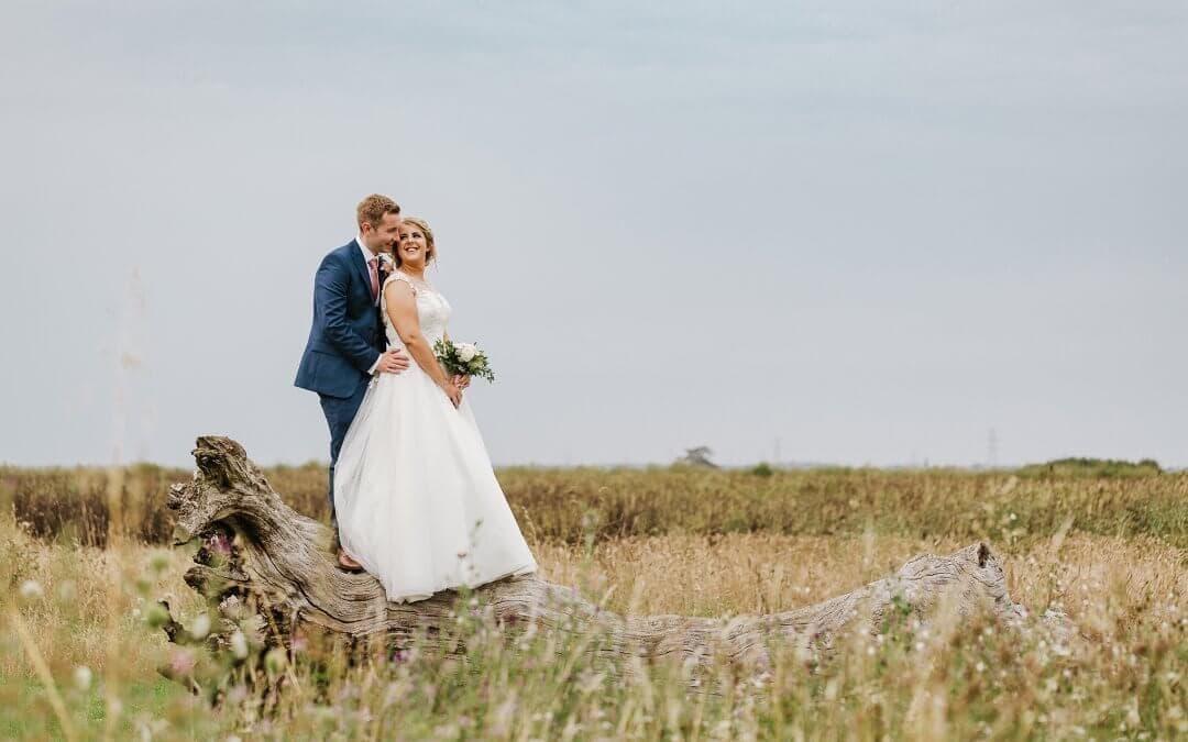 Bassmead Manor Barns | Megan & Zach