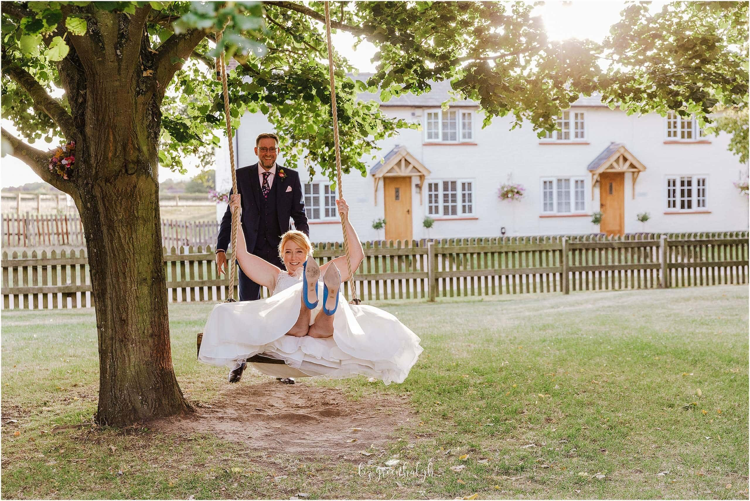 Newmarket wedding photographer