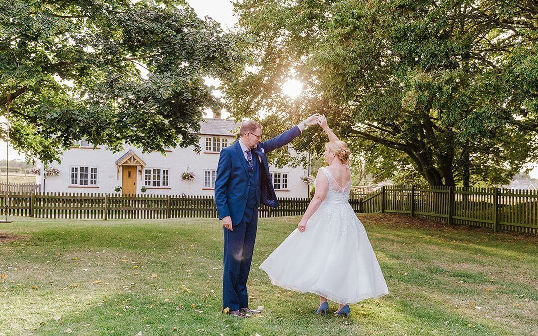 Granary Estates Newmarket | Emma & Andrew