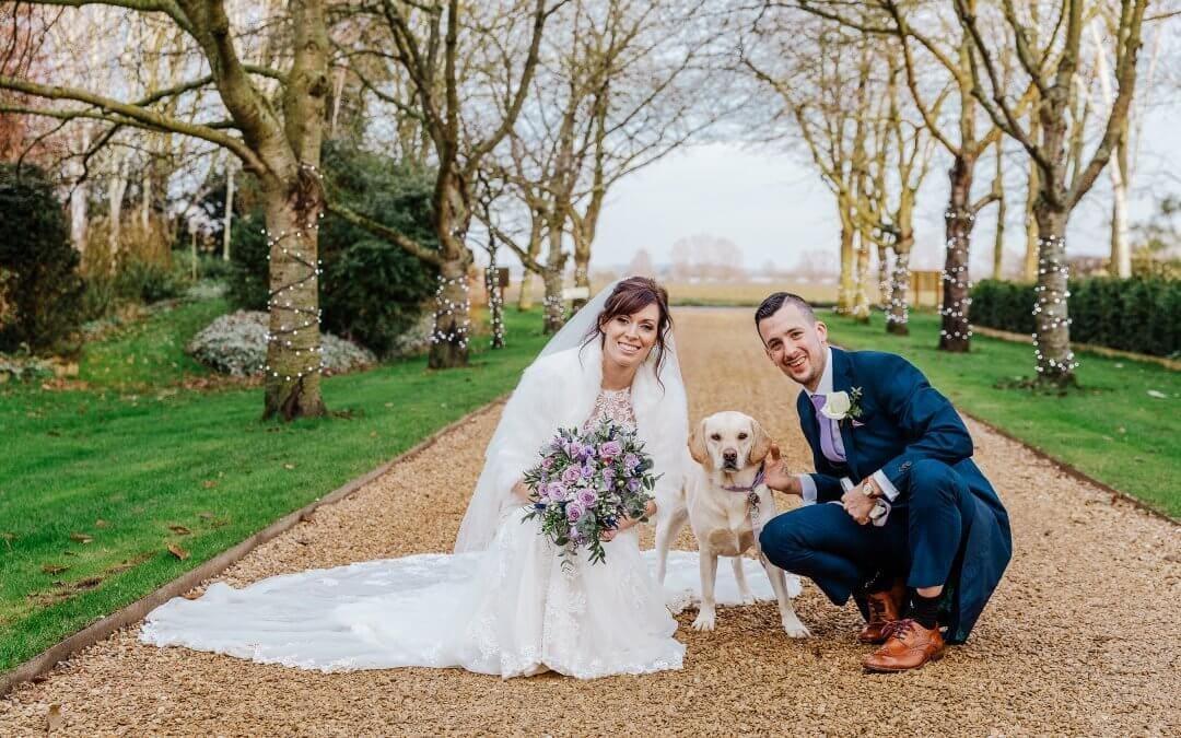 South Farm Winter Wedding – Lyanne & Aaron