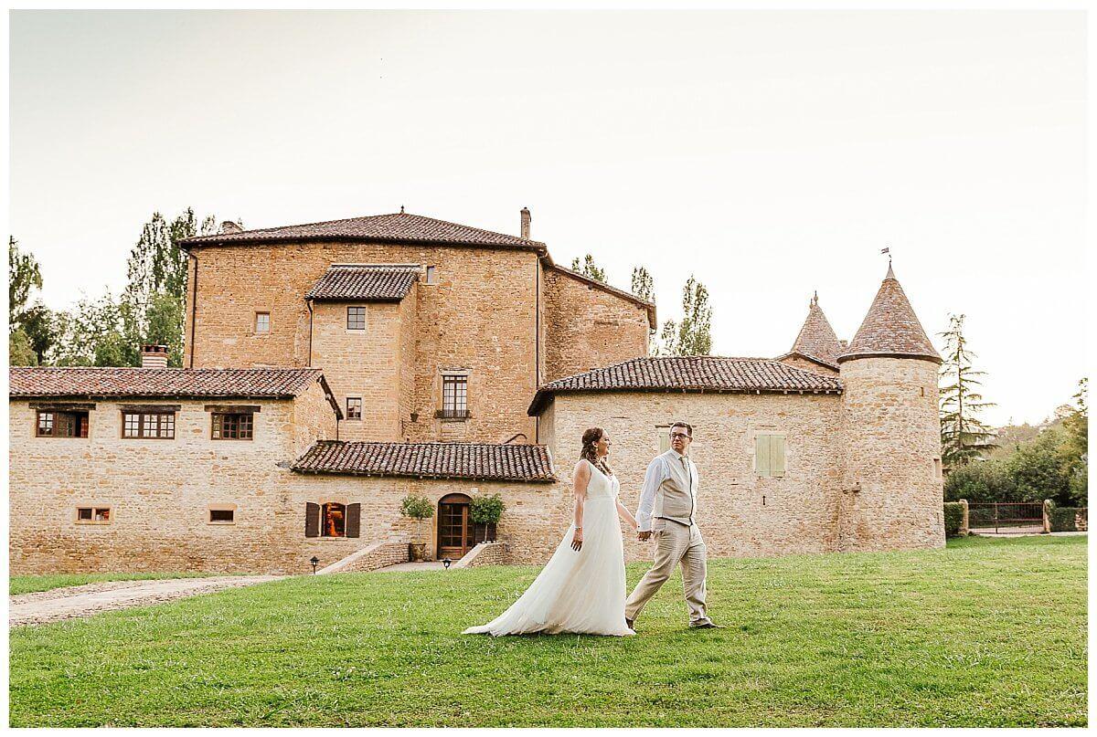 Chateau du Sou French Wedding