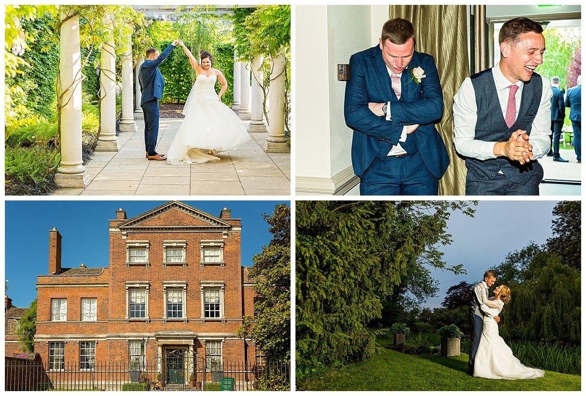 Bedford Lodge Wedding