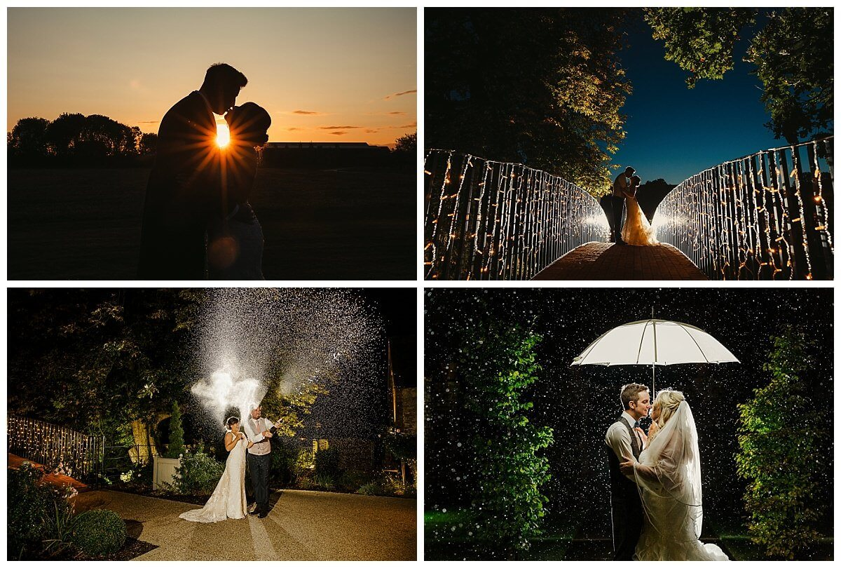 Wet Weddings