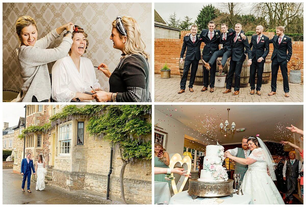 The Bell Inn Wedding
