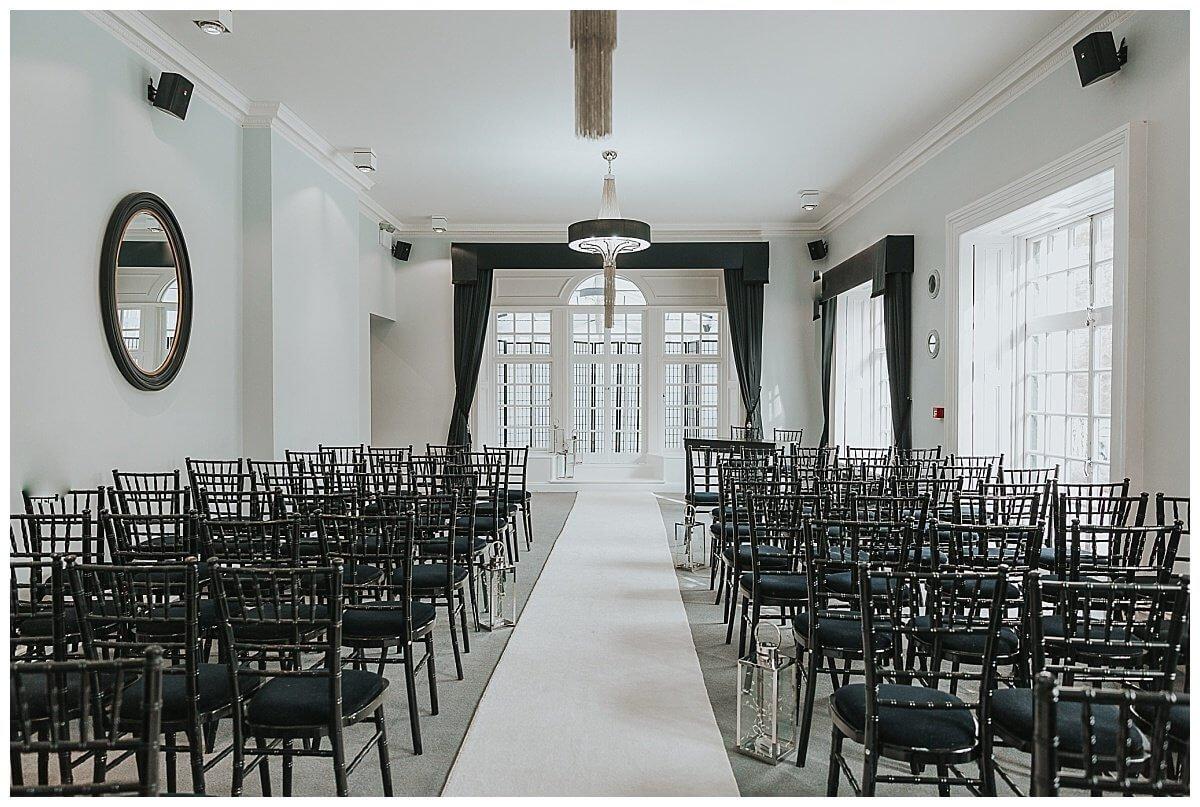 Swynford Manor Wedding venue