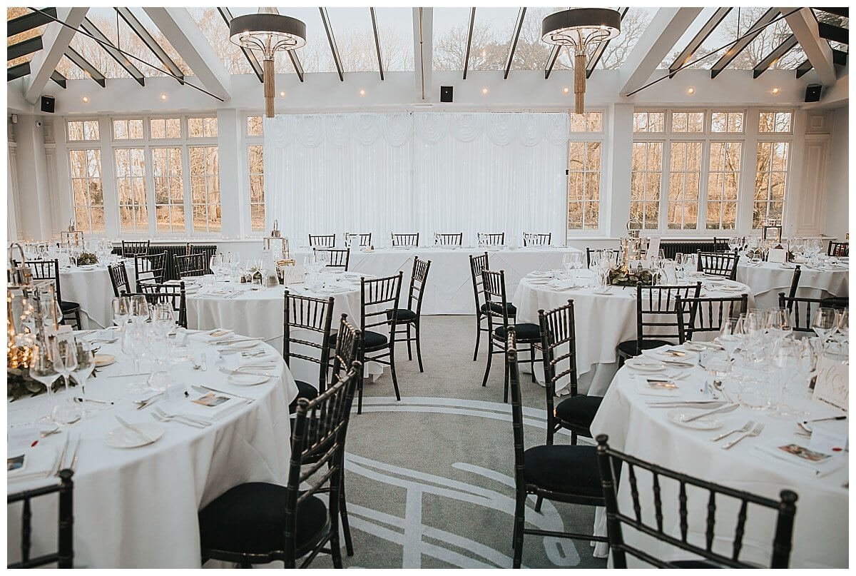Swynford Manor ready for a wedding