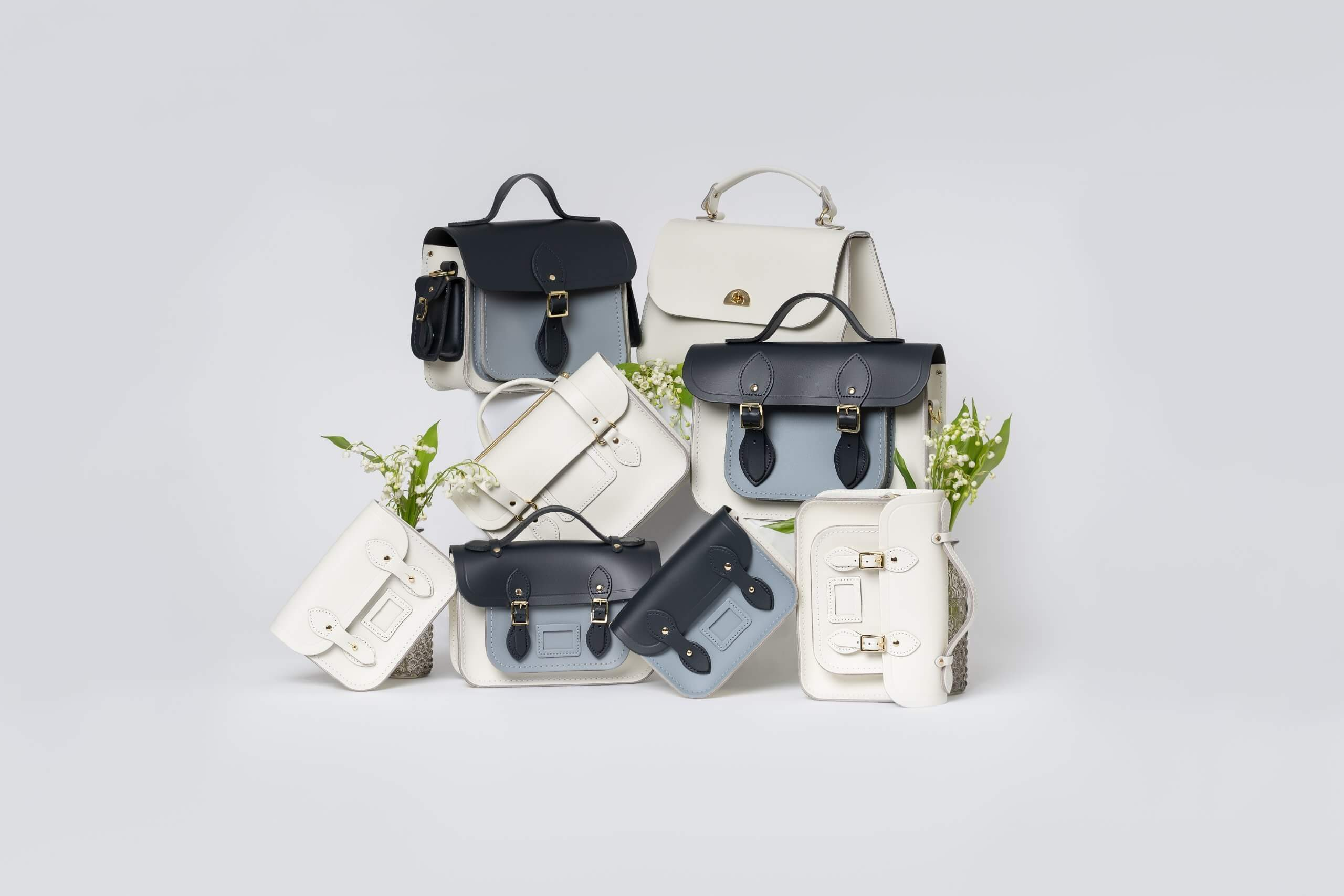 Cambridge Satchel Company Product Photography